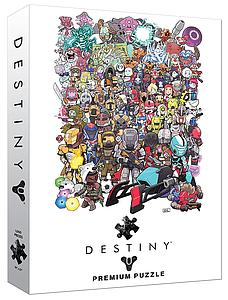 Puzzle 1000 Pieces Destiny