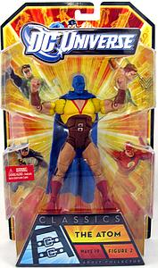 "Mattel DC Universe All-American Comics 6"" Series 19 The Atom"