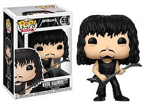 Pop! Rocks Music Metallica Vinyl Figure Kirk Hammett #59