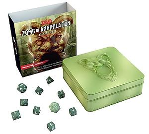 Dungeons & Dragons: Tomb of Annihilation Dice Set