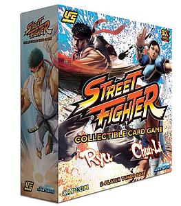 Street Fighter Collectible Card Game: Ryu vs. Chun-Li