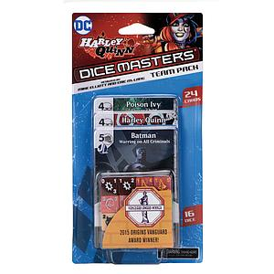 DC Comics Dice Masters Harley Quinn Team Pack