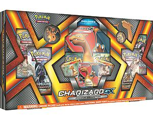 Pokemon Trading Card Game: GX Premium Collection Charizard-GX