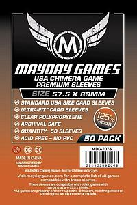 Board Game Premium Card Sleeves 50-pack: Chimera