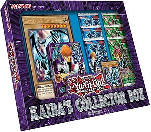 Yugioh Trading Card Game: Kaiba's Collector Box