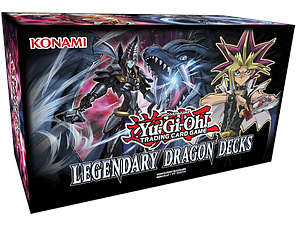YuGiOh Trading Card Game: Legendary Dragon Decks