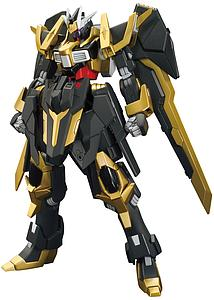 Gundam High Grade Build Fighters 1/144 Scale Model Kit: #055 Gundam Schwarzritter