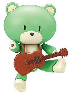 Gundam High Grade Petit'Gguy 1/144 Scale Model Kit: #008 Petit'gguy Surfgreen & Guitar