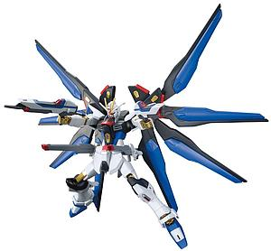 Gundam High Grade Cosmic Era 1/144 Scale Model Kit: #201 GZMF-X20A Strike Freedom Gundam