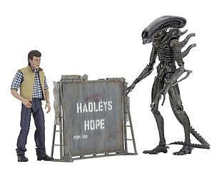 Aliens 2-Pack: Hadley's Hope Set