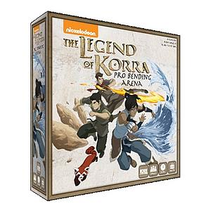 The Legend of Korra: Pro-Bending Arena