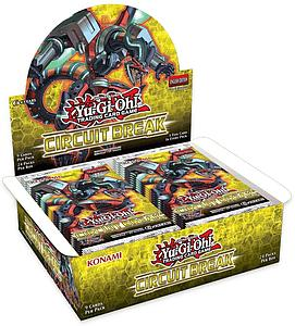 YuGiOh Trading Card Game: Circuit Break Booster Box
