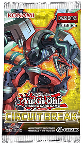 YuGiOh Trading Card Game: Circuit Break Booster Pack