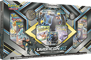 Pokemon Trading Card Game: Umbreon-GX Premium Collection