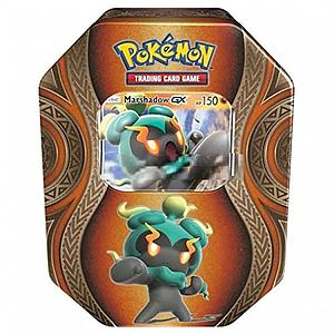 Pokemon Trading Card Game: Mysterious Powers Fall 2017 - Marshadow-GX
