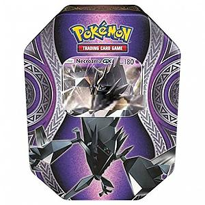 Pokemon Trading Card Game: Mysterious Powers Fall 2017 - Necrozma-GX