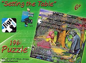 Puzzle: Setting the Table