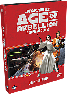 Star Wars: Age of Rebellion Core Rulebook