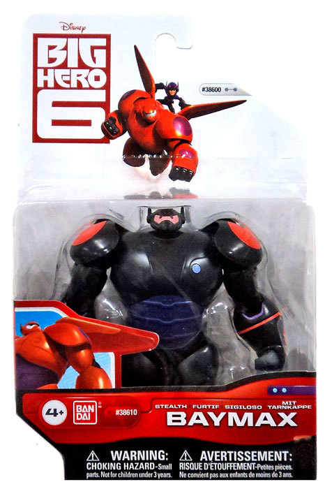 Bandai Big Hero 6 Stealth Baymax 4 Action Figure Www Toysonfire Ca