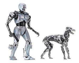 RoboCop vs. Terminator - EndoCop & Terminor Dog