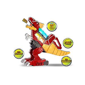 Bandai Power Rangers Dino Super Charge Rumble & Roar T-Rex Zord