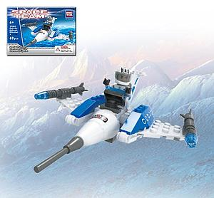 Brictek Space Set: Space Defender 4