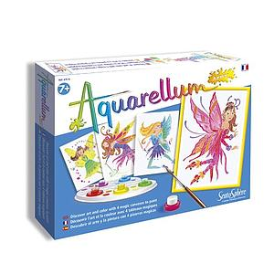 Aquarellum: Magic Canvas Junior Fairies