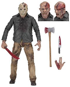 Friday the 13th 1/4 Scale Figure Jason Voorhees