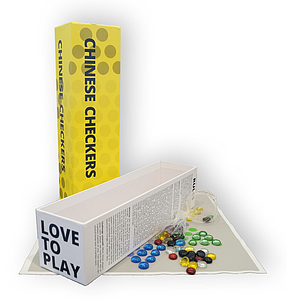 Love to Play: Chinese Checkers