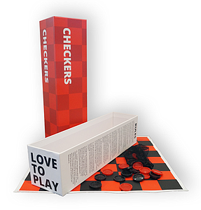 Love to Play: Checkers