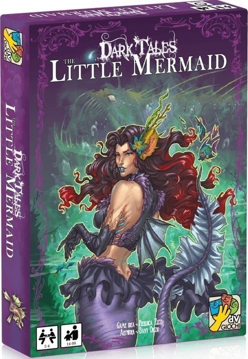 Dark Tales - The Little Mermaid
