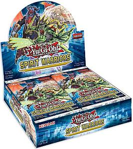Yugioh Trading Card Game Duelist Pack: Spirit Warriors Booster Box