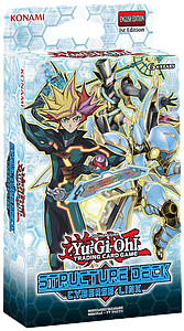 YuGiOh Trading Card Game Structure Deck: Cyberse Link