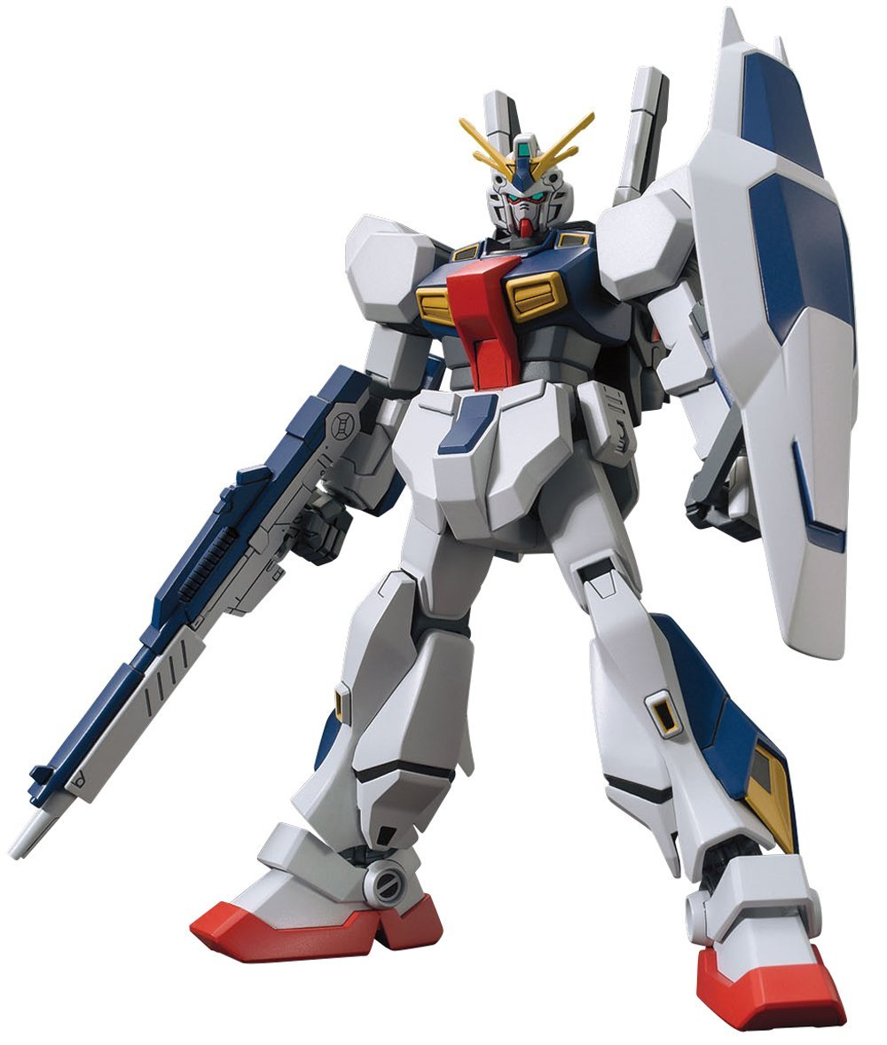 Gundam High Grade Universal Century 1/144 Scale Model Kit: #205 RX-78AN-01 Gundam AN-01 Tristan