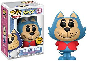 Pop! Animation Top Cat Vinyl Figure Benny the Ball #280 (Chase)