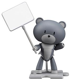 Gundam High Grade Petit'Gguy 1/144 Scale Model Kit: #016 Petit'gguy Surfacergrey & Placard