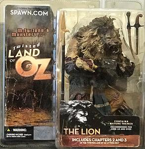Mcfarlane Monsters Series 2 Twisted Land of Oz The Lion