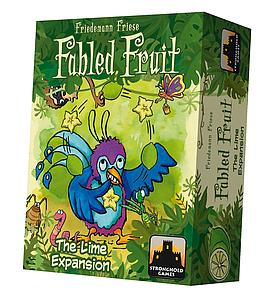 Fabled Fruit: The Lime Expansion