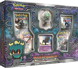 Pokemon Trading Card Game: Marshadow Figure Collection Box