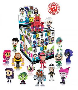 Mystery Minis Blind Box: Teen Titans Go (12 Pack)