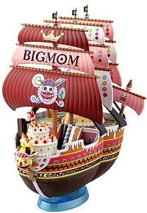 One Piece Grand Ship Collection Model Kit: #13 Queen Mama Chanter
