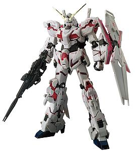 Gundam Real Grade Excitement Embodied 1/144 Scale Model Kit: #025 SP RX-0 Unicorn Gundam (Premium Unicorn Mode Box)