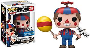 Pop! Games Five Nights at Freddy's Vinyl Figure Balloon Boy #217 Walmart Exclusive