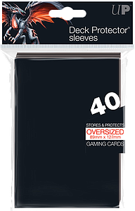 Top Loading 40-pack Oversized Card Sleeves
