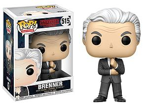 Pop! Television Stranger Things Vinyl Figure Brenner #515