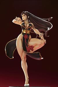 Chun-Li (Battle Costume)