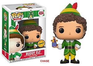 Pop! Movies Elf Vinyl Figure Buddy Elf #484 (Chase)