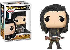 Pop! Movies Mad Max Vinyl Figure The Valkyrie #514