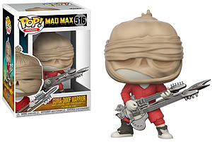 Pop! Movies Mad Max Vinyl Figure Coma-Doof Warrior #516