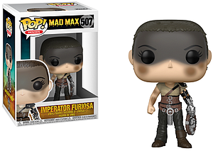 Pop! Movies Mad Max Vinyl Figure Imperator Furiosa #507